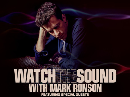 Bring Your Jukebox Money: Mark Ronson Presents His Soundtrack For Watch The Sound