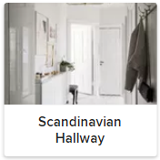 Scandinavian Hallways