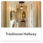 Traditional Hallways