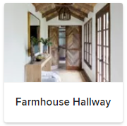 Farmhouse Hallways