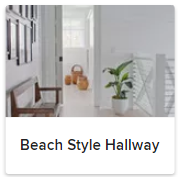 Beach Style Hallways