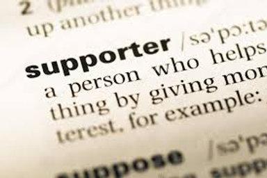 Membership Level - Supporter