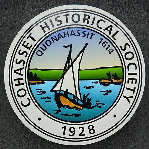 """5"""" Society Logo Magnet"""