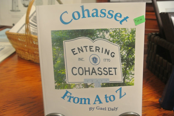 Book: Cohasset from A-Z