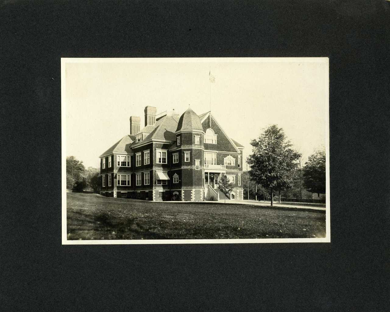 Old Osgood School