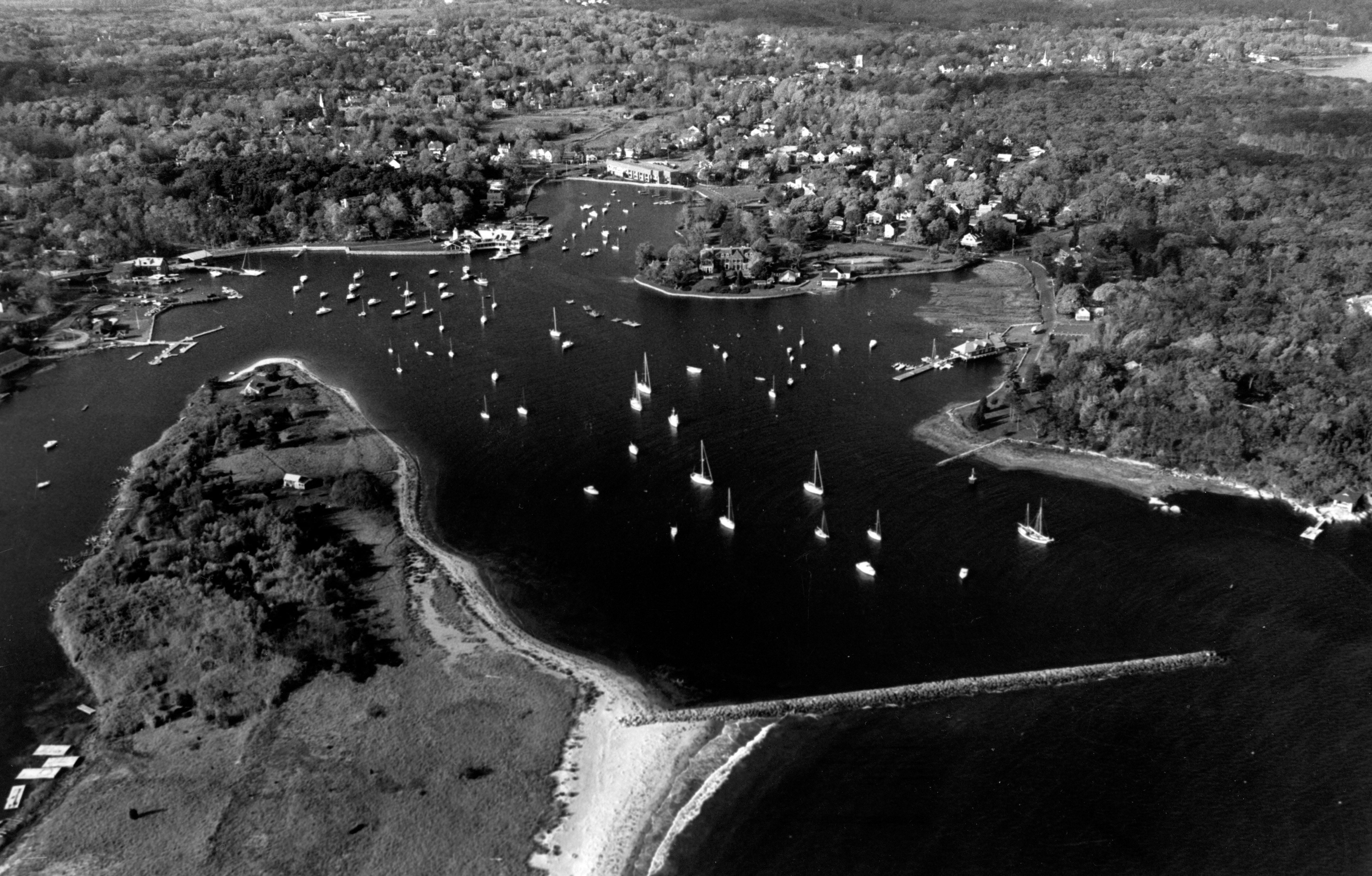 Aerial View, November 1987