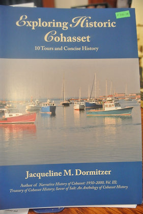 Book: Exploring Historic Cohasset