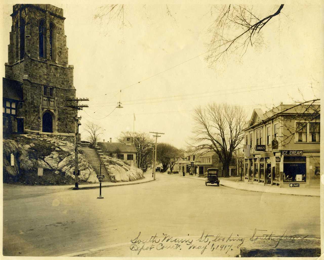 South Main Street 1917