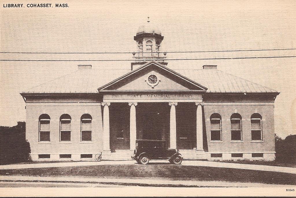 Paul Pratt Memorial Library