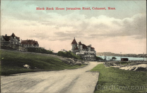Black Rock House, Jerusalem Road