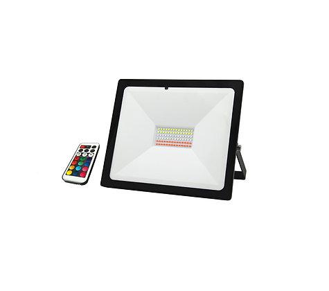 RGB 50W פרוזקטור פאנל