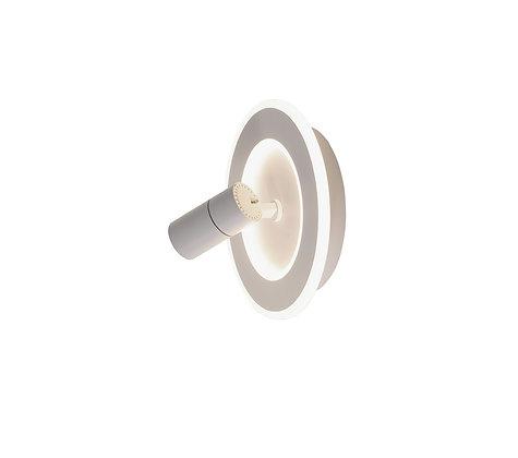 21W מנורת קיר 2026