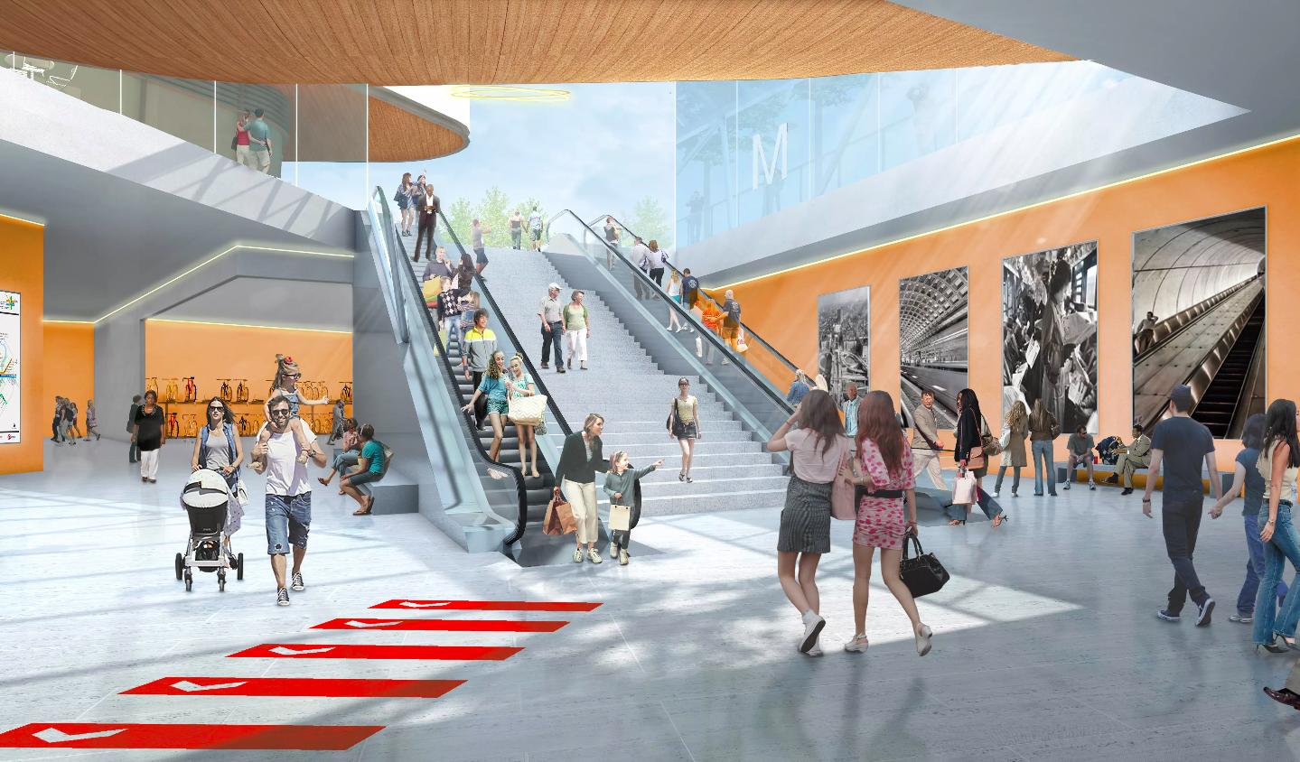 Transforming Metro Center