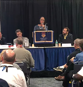 Chesapeake CEO speaks at 2018 Maryland Association of Counties Summer Conference