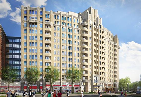 Ballston Redevelopment