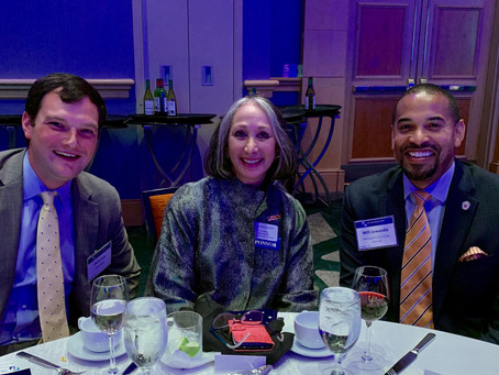 Chesapeake sponsors Greater Bethesda Chamber of Commerce Annual Installation & Awards Dinner