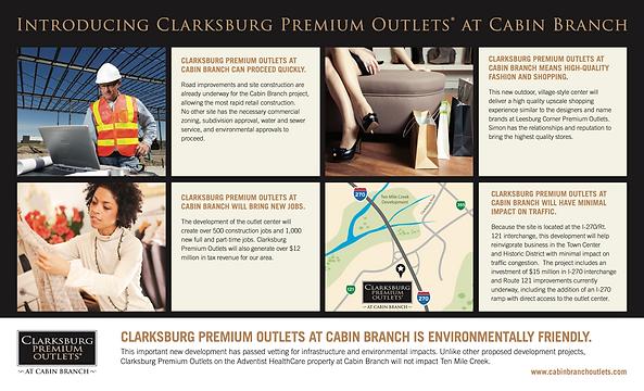 149-CP13-01 Clarksburg Premium Outlets I