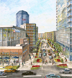 Walkable Vision for Tysons West