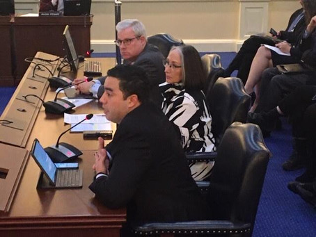 Chesapeake's Ellen Coren testifies before Maryland General Assembly on P3 Projects