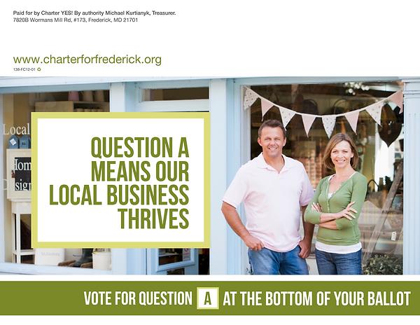 Frederick County Local Economy Client Pr