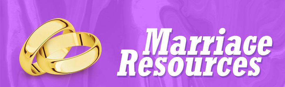 Marriage Resources Website Header 980x30