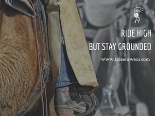 Ride'em Wear Quotes