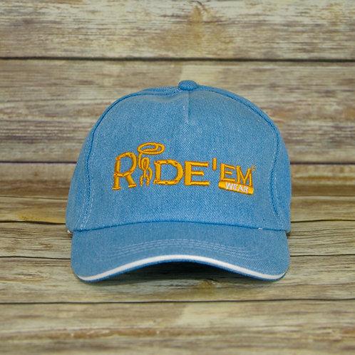 Jean Ride'em Wear Snapback