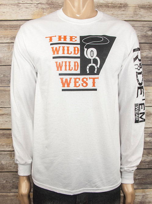 The Wild Wild West Long Sleeve T-shirt