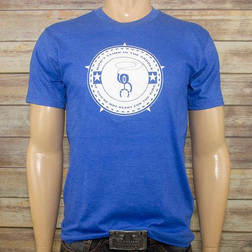 Ride'em Round Motto T-Shirt