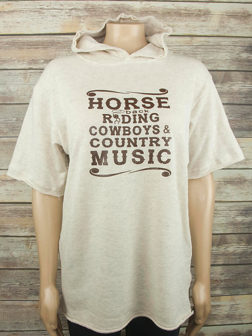 Horseback Riding & Country Music Terry Jersey
