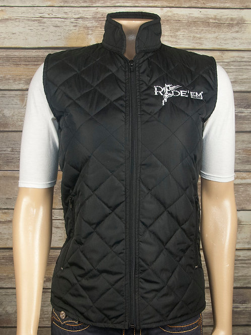Lightweight Black Vest