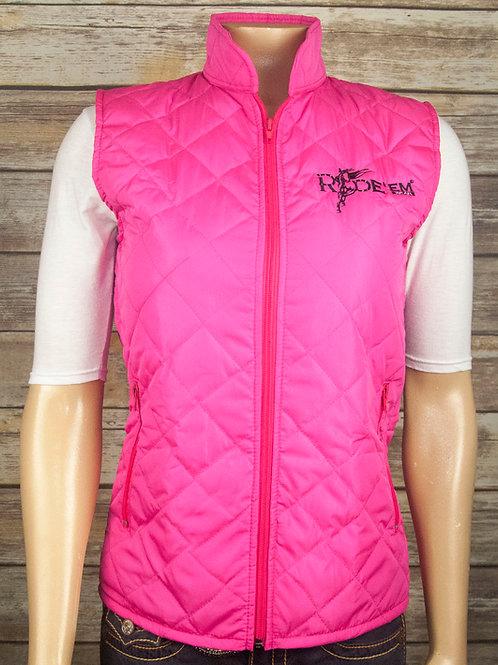 Lightweight Pink Vest