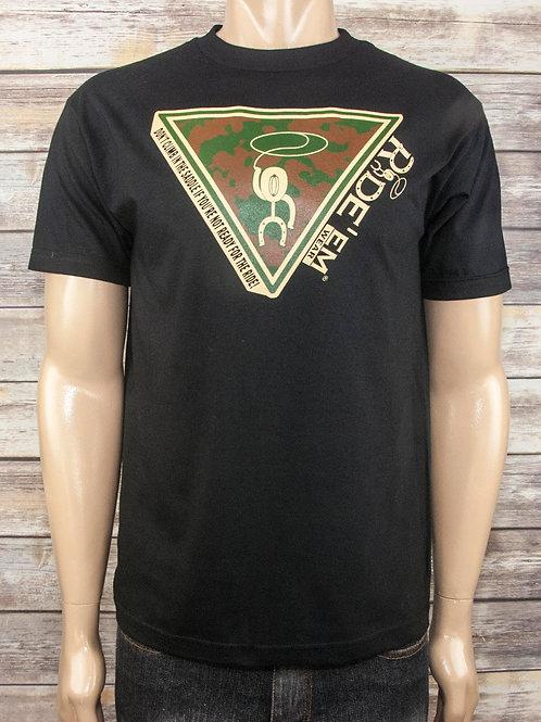 Camo Triangle T-Shirt