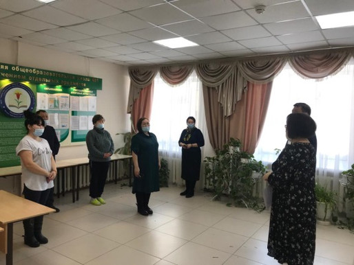 Справка о проведении Всероссийской акции «Единый день сдачи ЕГЭ родителями» в МБОУ «Нижне-Бестяхск