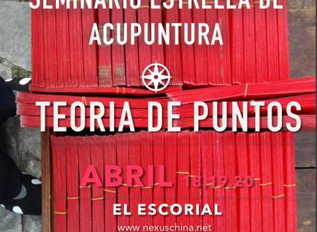 TEORIA CLASICA DE PUNTOS DE ACUPUNTURA II: LA TEORIA Y PRACTICA EN EL CONCEPTO DE UN PUNTO DE ACUPUN