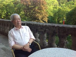 Último mensaje del Profesor Wang Jú Yi