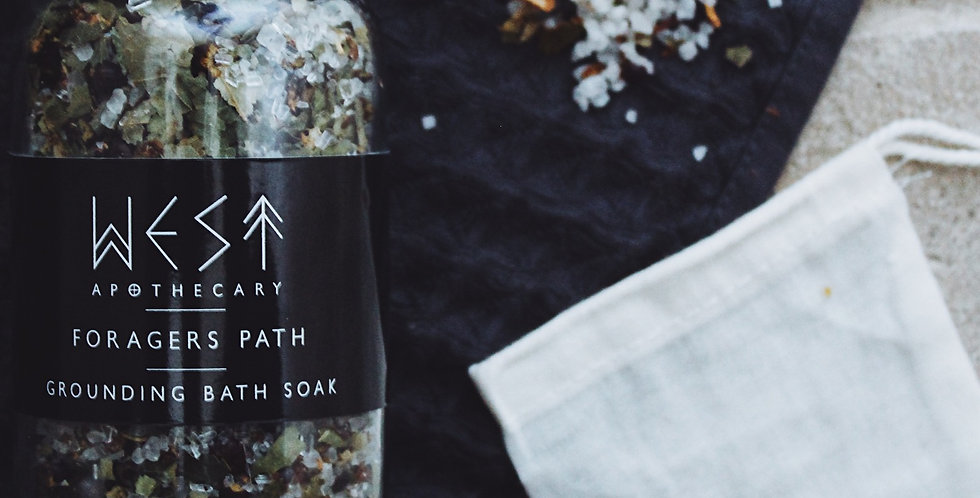 Foragers Path Grounding Bath Soak