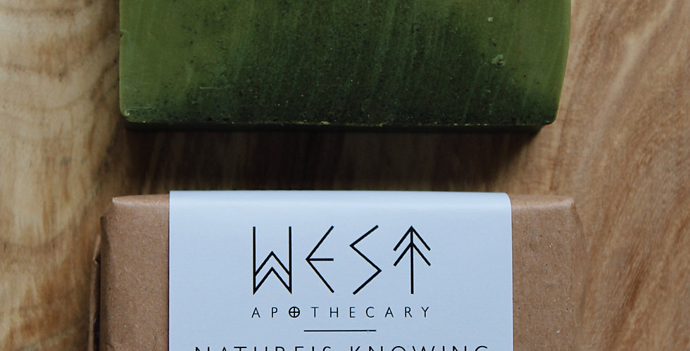 Nature's Knowing Natural Soap