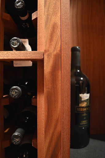 Quality of the Cork on a Wine Bottle