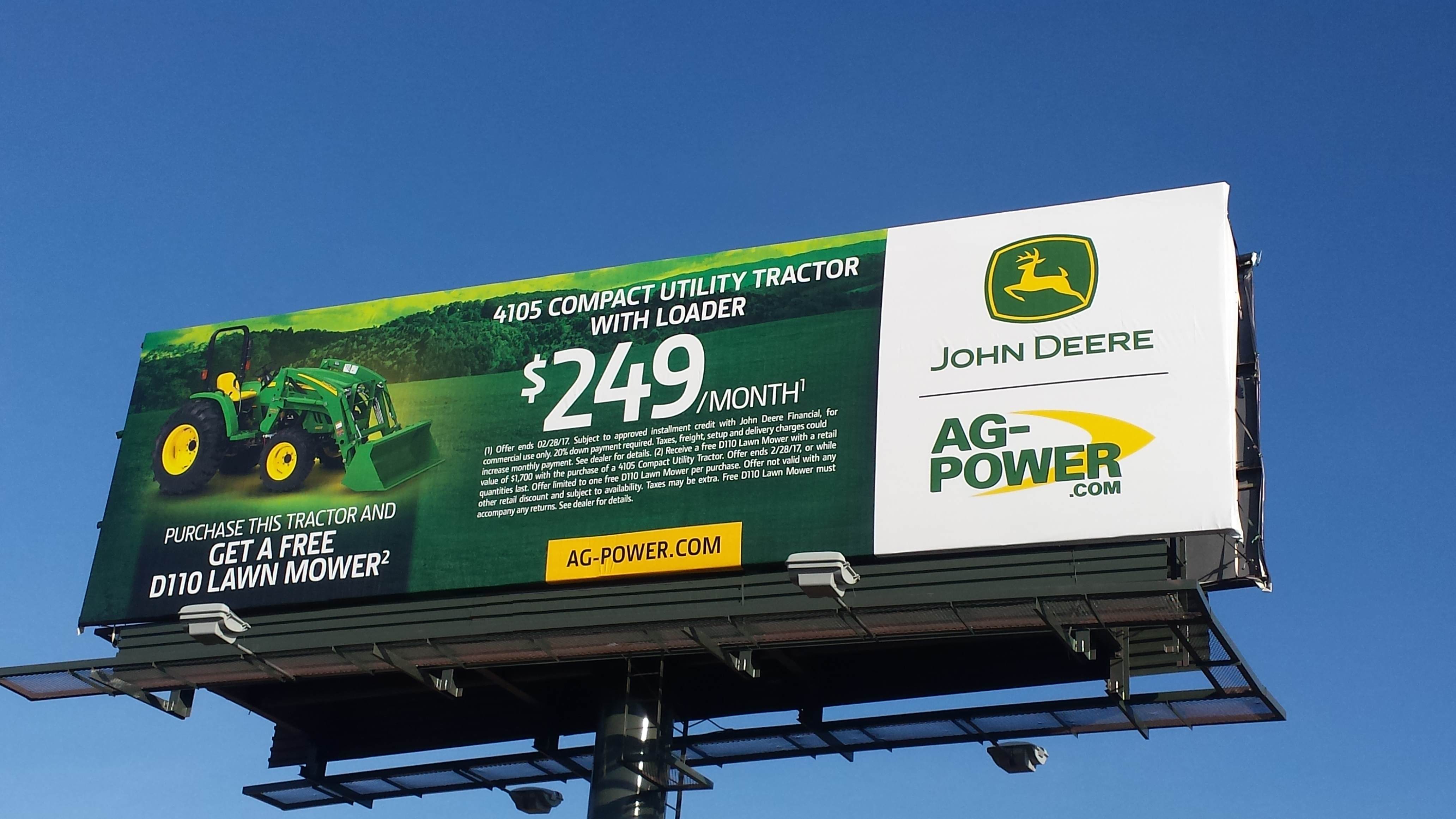 Ag-Power #156-B (close) 02-09-17