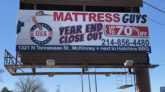 Mattress Guys #335LU (close) 11-20-17