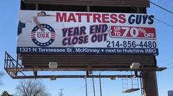 Mattress Guys #335LU (close) 11-20-17