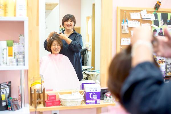 福祉美容師、女性美容師の独立、サロン、訪問美容開業サポート、コンサルタント、福祉美容師ようsきれいやプラスワン、滋賀。車いす、抗がん剤脱毛、発達障害、福祉美容師がターミナルカット対応。
