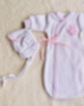 流産・死産・誕生死の赤ちゃんのためのセレモニードレス