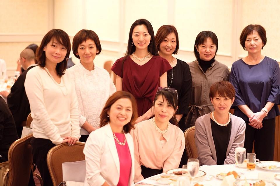 日本快眠協会5周年イベントにて滋賀からの参加者さん