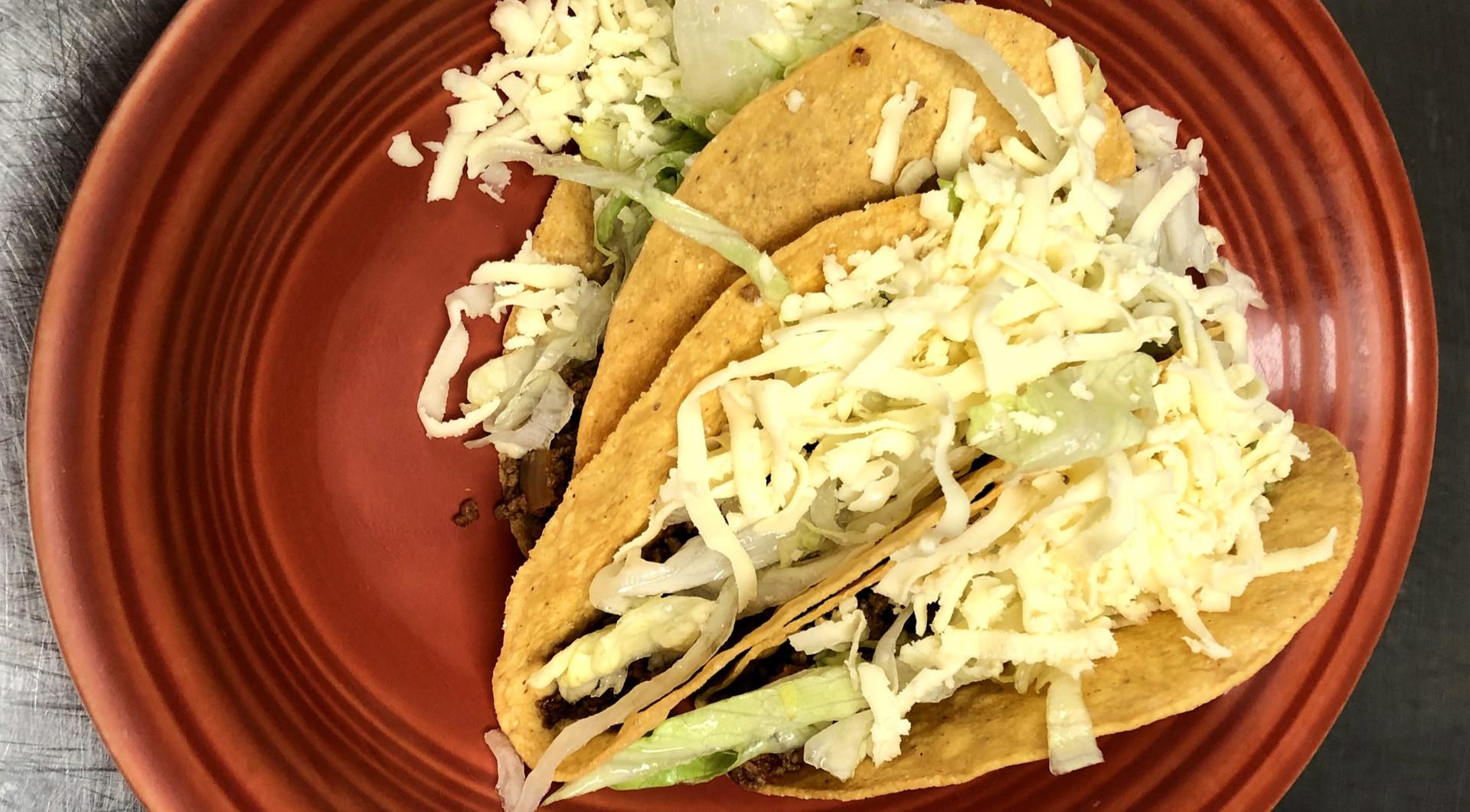 Crunchy Tacos