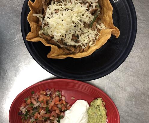 Special Taco Salad