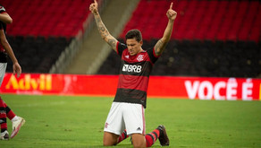 Flamengo exerce a opção de compra dos direitos de Pedro