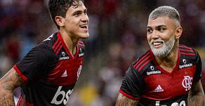 """Na """"disputa"""" entre Pedro e Gabigol, quem ganha é o Flamengo"""