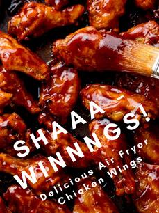 Best Crispy Air Fryer Chicken Wings Recipe